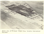 Aerial view of Whirlpool-Seeger Corp.