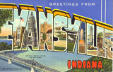 Greetings from Evansville, Indiana