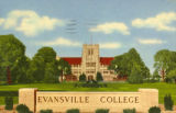 Administration Building, Evansville College