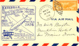 Air Mail Week Envelope